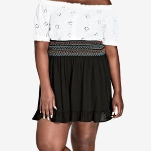 Makana Skirt by City Chic